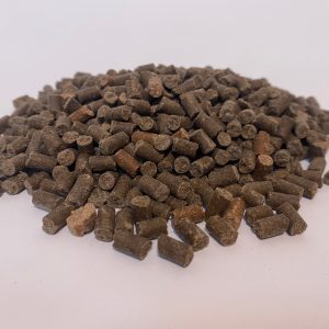 Tigernut pellets